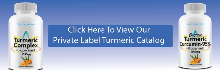 private label turmeric