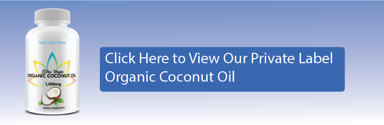 private label coconut oil