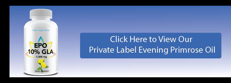 private label evening primrose oil