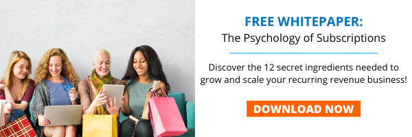 Free Whitepaper: The Psychology of Subscriptions