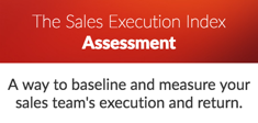 Sales Execution Assessment