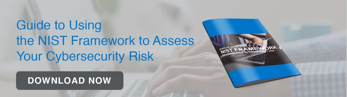 nist guide assess cybersecurity risk