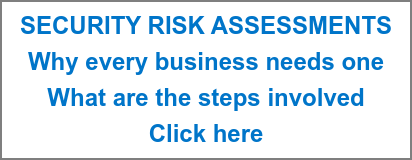 SECURITY RISK ASSESSMENTS Why every business needs one What are the steps involved Click here