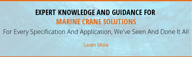 Expert KnowledgeAnd Guidance For Marine Crane Solutions For Every  Specification And Application, We've SeenAnd Done It All Learn More