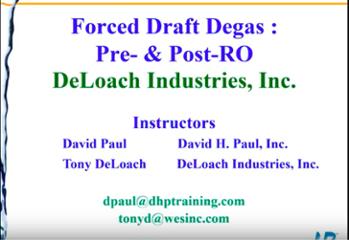 Forced Draft Webinar