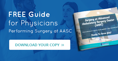 receive updates from advanced ambulatory surgery center