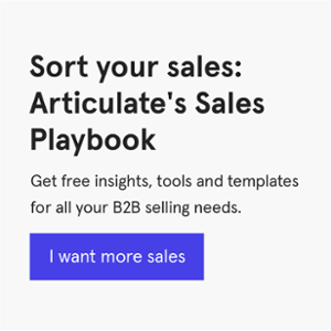 Get our inbound sales playbook full of editable scripts, tools and templates.
