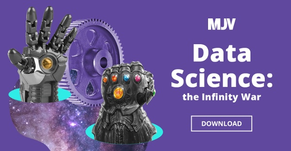 Ebook - Data Science: the Infinity War