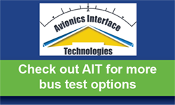 AIT Bus Test Solutions Cross Link