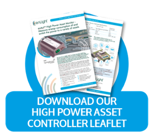 high power asset controller