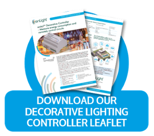 decorative lighting controller