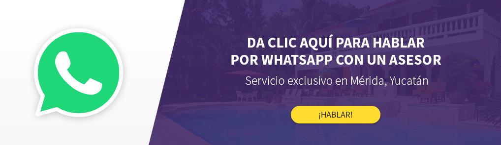 Habla por whatsapp con un asesor dando clic aquí