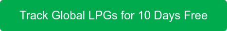 Track Global LPGs for 10 Days Free