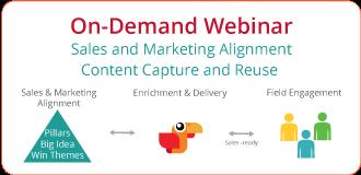sales marketing alignment webinar