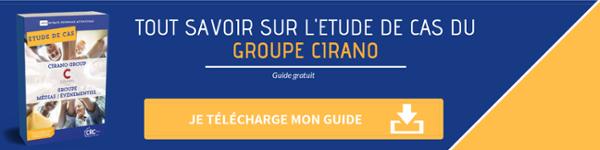 CTA - LB4 - etude de cas - Groupe Cirano