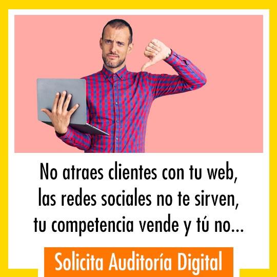 solicitar auditoría digital