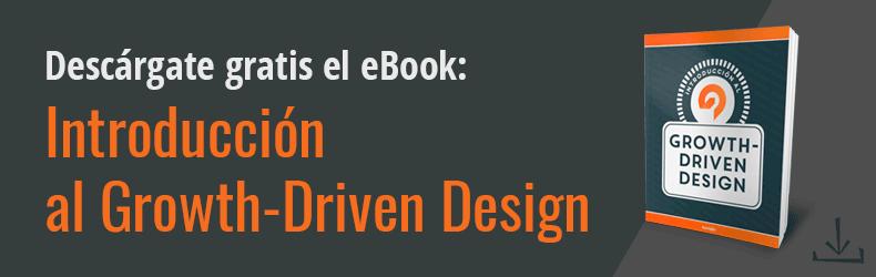 Introducción al Growth-Driven Design