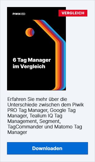 Ein Vergleich der 5 führenden Tag Management-Systeme