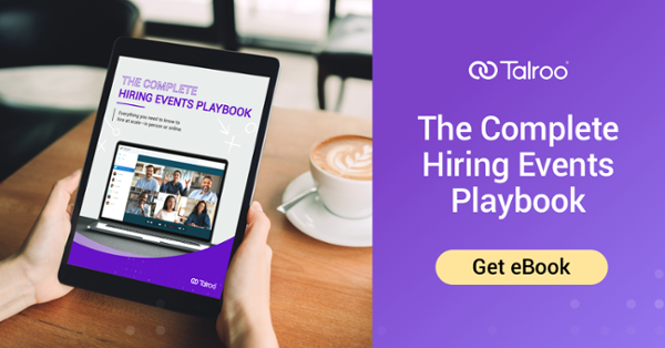 Download The Complete Hiring Events Playbook