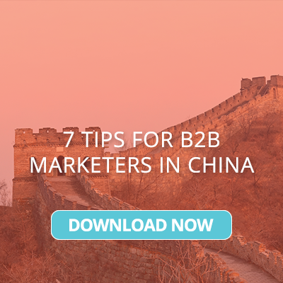 7 Tips for B2B Marketing China