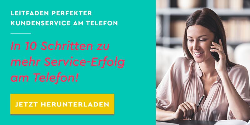 Leitfaden Perfekter Kundenservice am TelefonLeitfaden Perfekter Kundenservice am Telefon: Die Top-10-Checkliste für Ihren Service-Erfolg: Die Top-10-Checkliste für Ihren Service-Erfolg