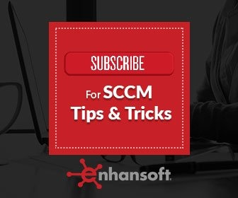 SCCM Tips and Tricks