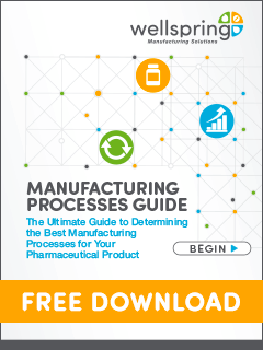 Pharmaceutical Manufacturing Processes Guide