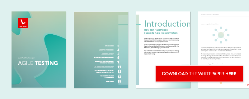 Download Whitepaper: Agile Testing