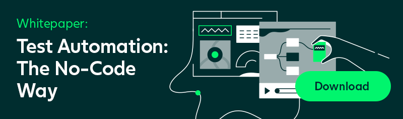 Download Whitepaper - Test Automation: The Codeless Answer
