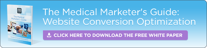 Medical Marketer's Guide, Website Design, Digital Marketing