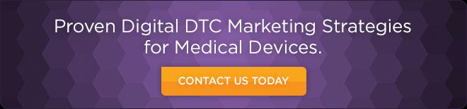 Medical Device DTC Marketing, Medical Technology Marketing, Digital Marketing