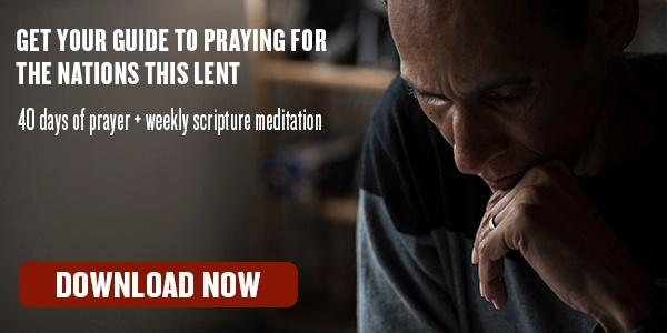 Lent Prayer Guide Download