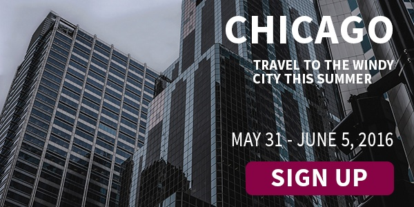 Chicago Vision Trip Sign Up
