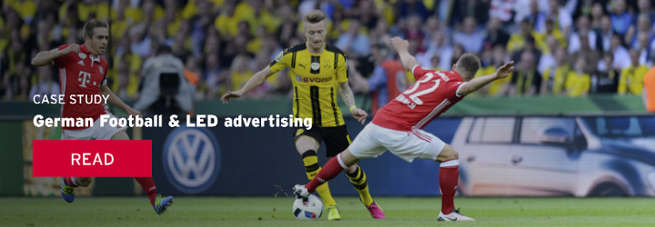 Case Study: German Football & LED advertising
