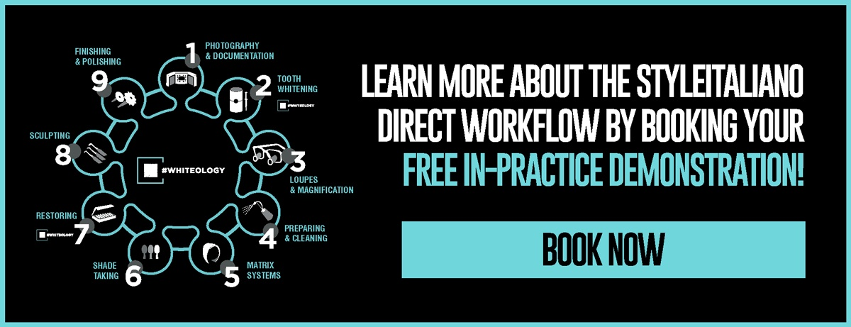 Book Your Free In-practice Demonstration about the StyleItaliano Direct Workflow