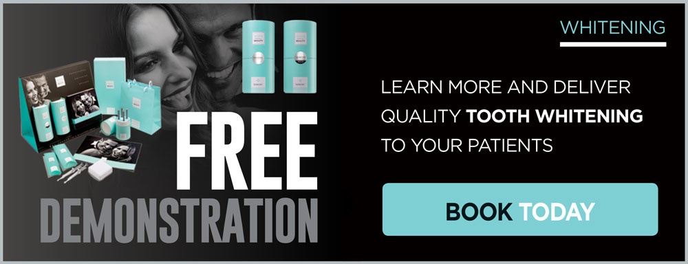 Book your Free Tooth Whitening Demonstration