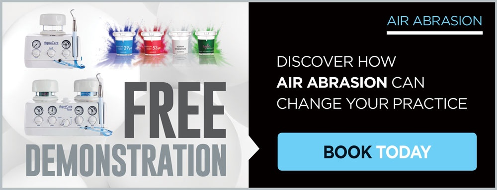 Book Your Free Air Abrasion Demonstration