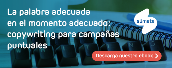 ebook: copywriting para campañas puntuales