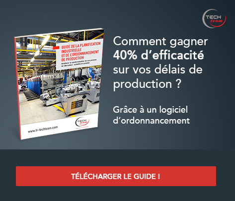 guide de la planification industrielle et de l'ordonnancement de production