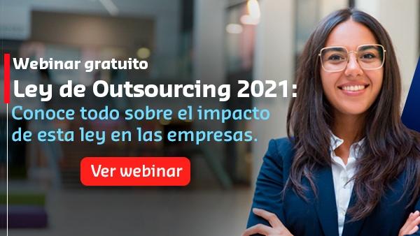 ley de outsourcing