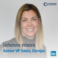 Johanna Waara LinkedIn