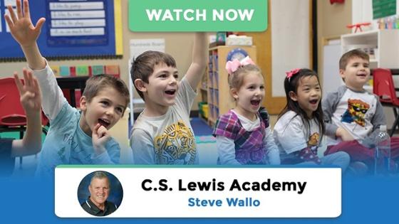 Watch Case Study: C.S. Lewis Academy