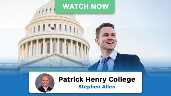 Watch Case Study: Patrick Henry College