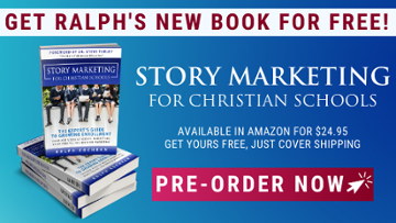 Pre-Order Now: Story Marketing for Christian Schools