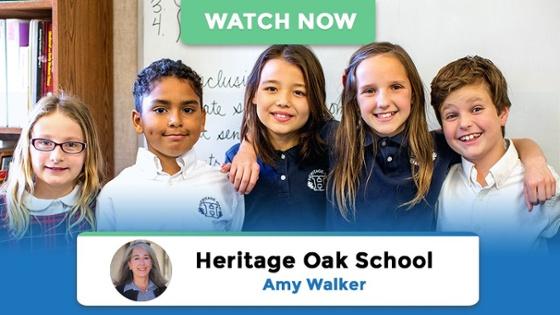 Watch Case Study: Heritage Oak School