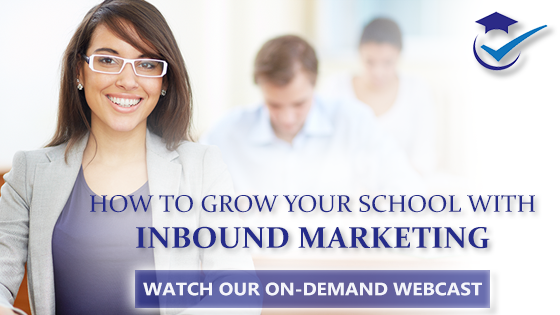 How to Grow Your School With Inbound Marketing