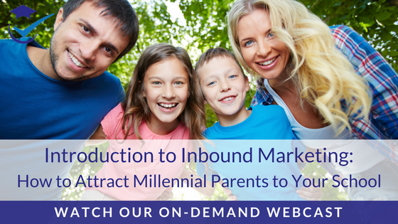 Watch Now: How to Attract Millennials to Your School