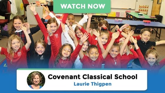 Watch Case Study: Covenant Classical School