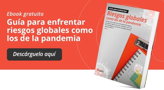 Guía para enfrentar riesgos globales como los de la pandemia
