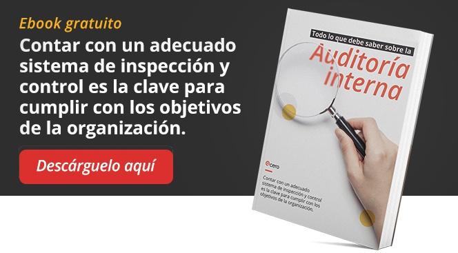 Descargue el eBook donde encontrará todo lo que debe saber sobre la auditoría interna